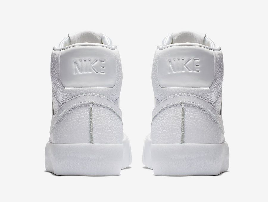 new products f4721 8791f Nike Blazer Royal Triple White AR8830-100 Release Date