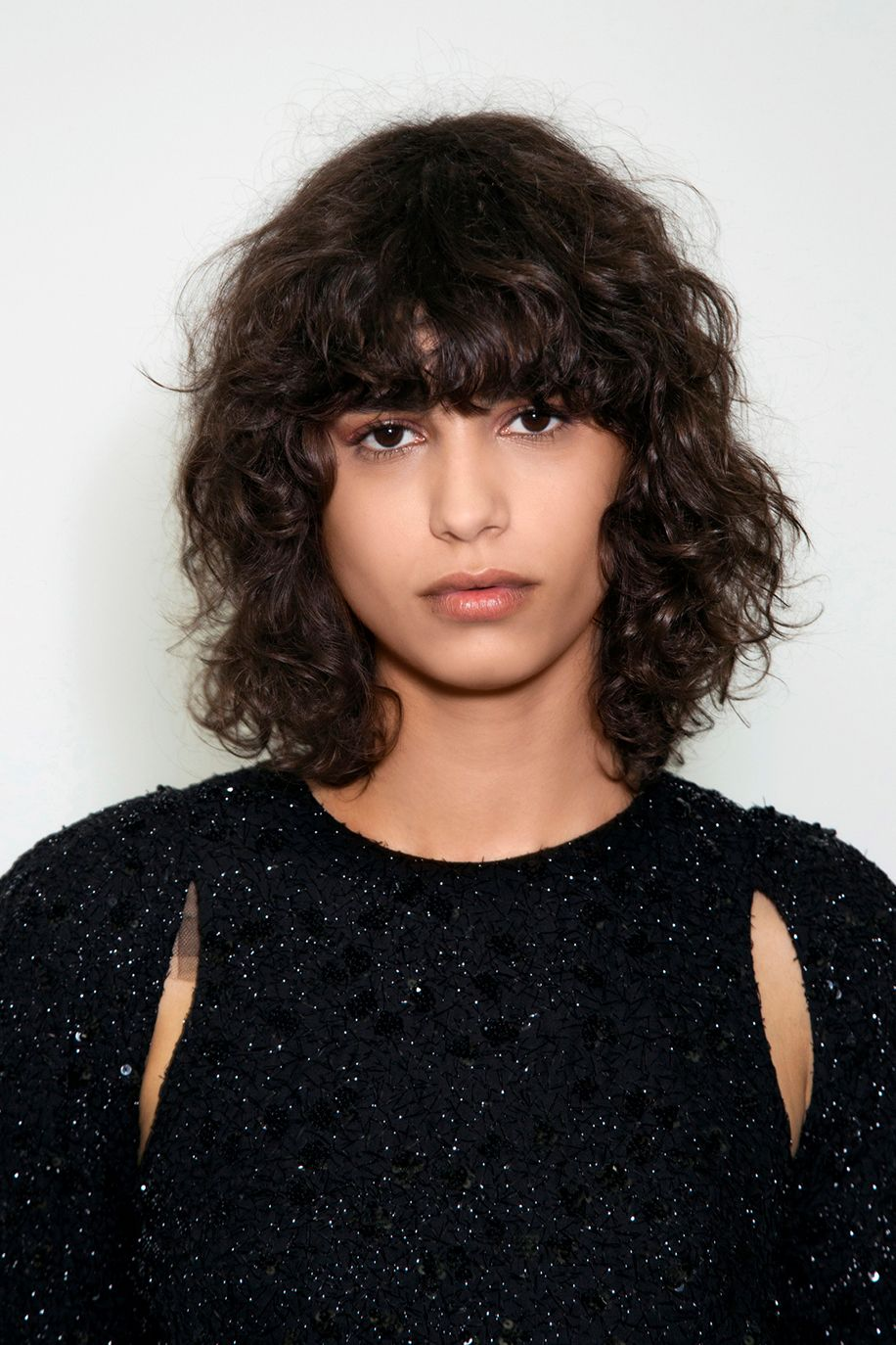 Yes Curly Bangs Are Back Here S How To Pull Them Off