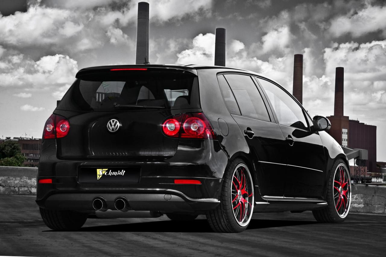VW Golf GTI Schmidt Revolution