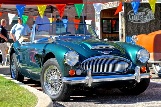 2012 James J. Hill Days Parade and Auto Show