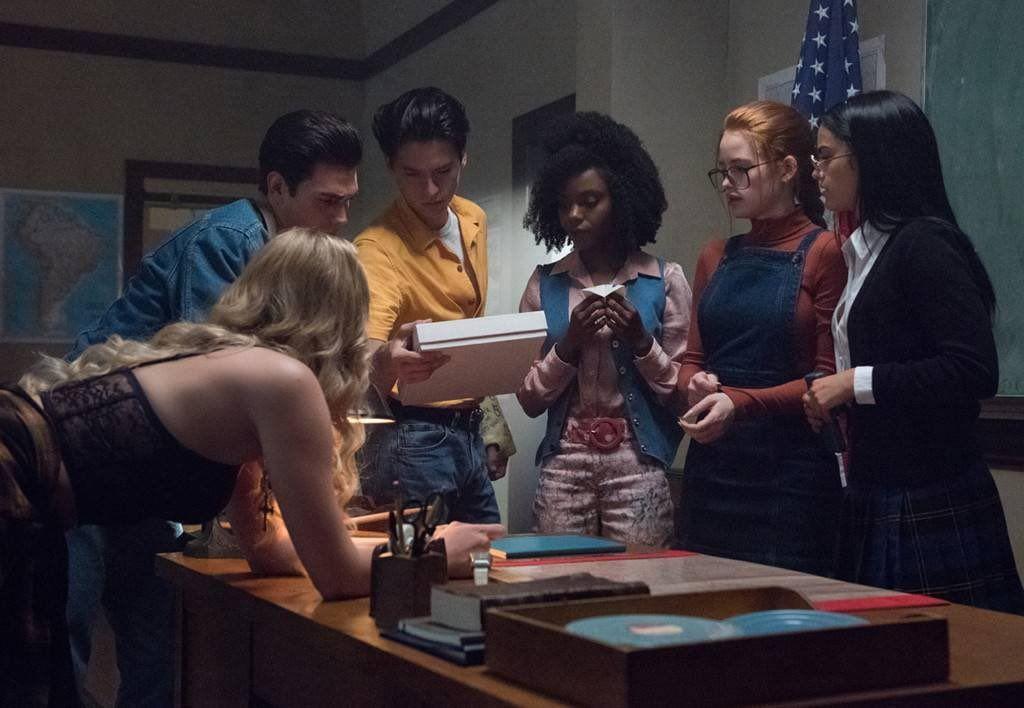 Riverdale Season 3 Episode 4 Riverdale Midnight Club Riverdale