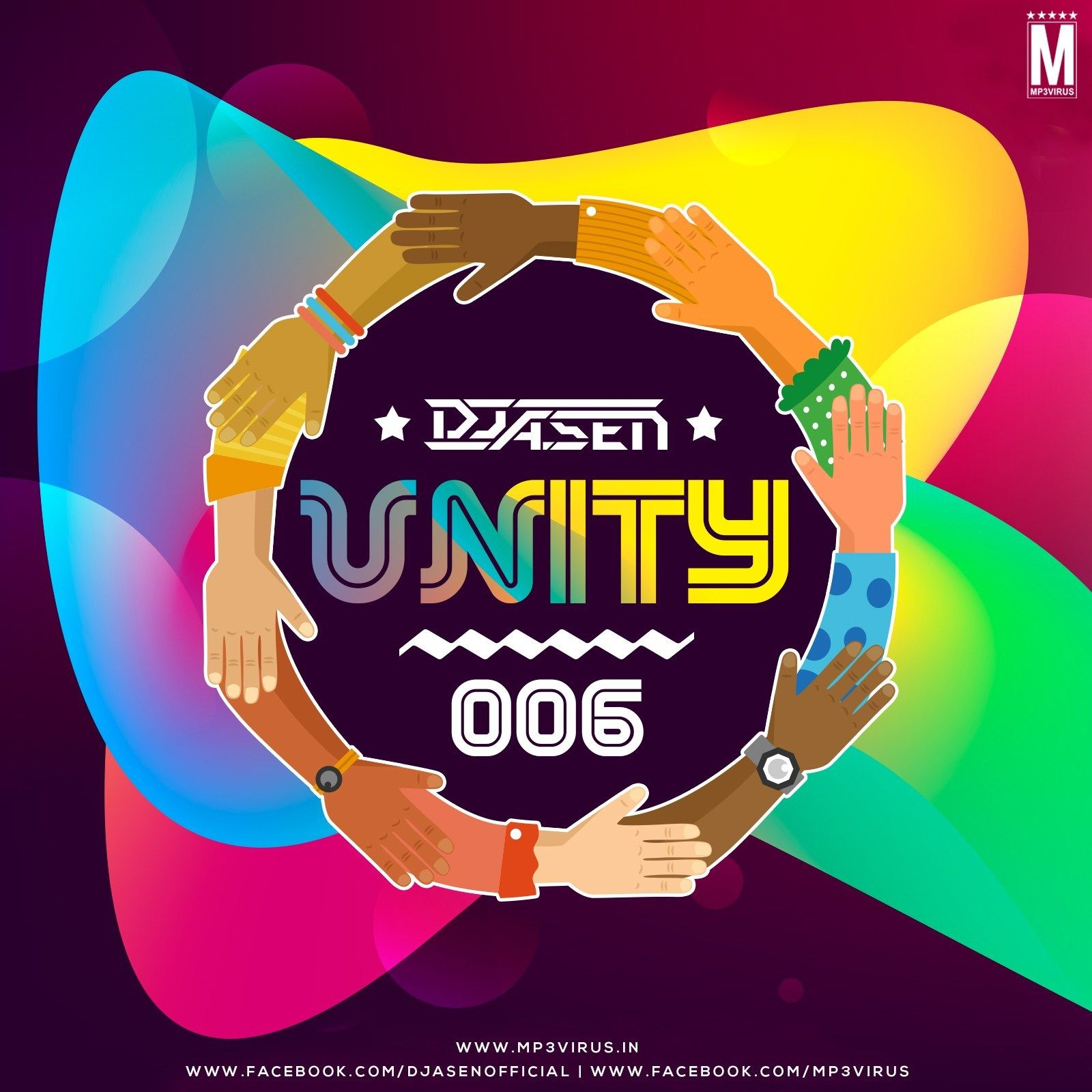 Unity 006 - DJ A Sen Latest DJ Remix Album Download Now | MP3Virus