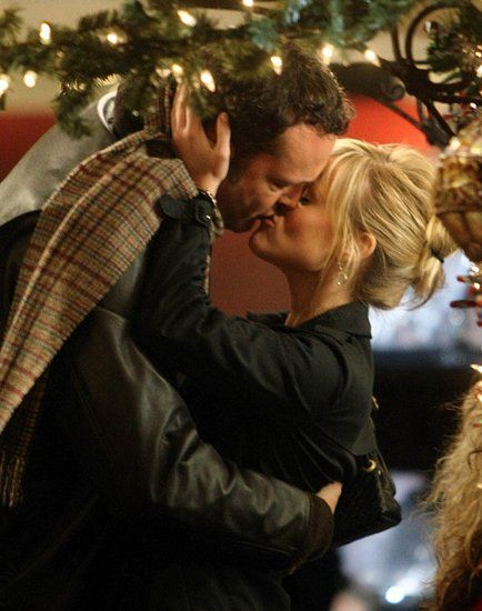 Vince Vaughn And Reese Witherspoon As Brad Kate From Four Christmases 2008 Vince Vaughn Movie Kisses Celebrity Couples
