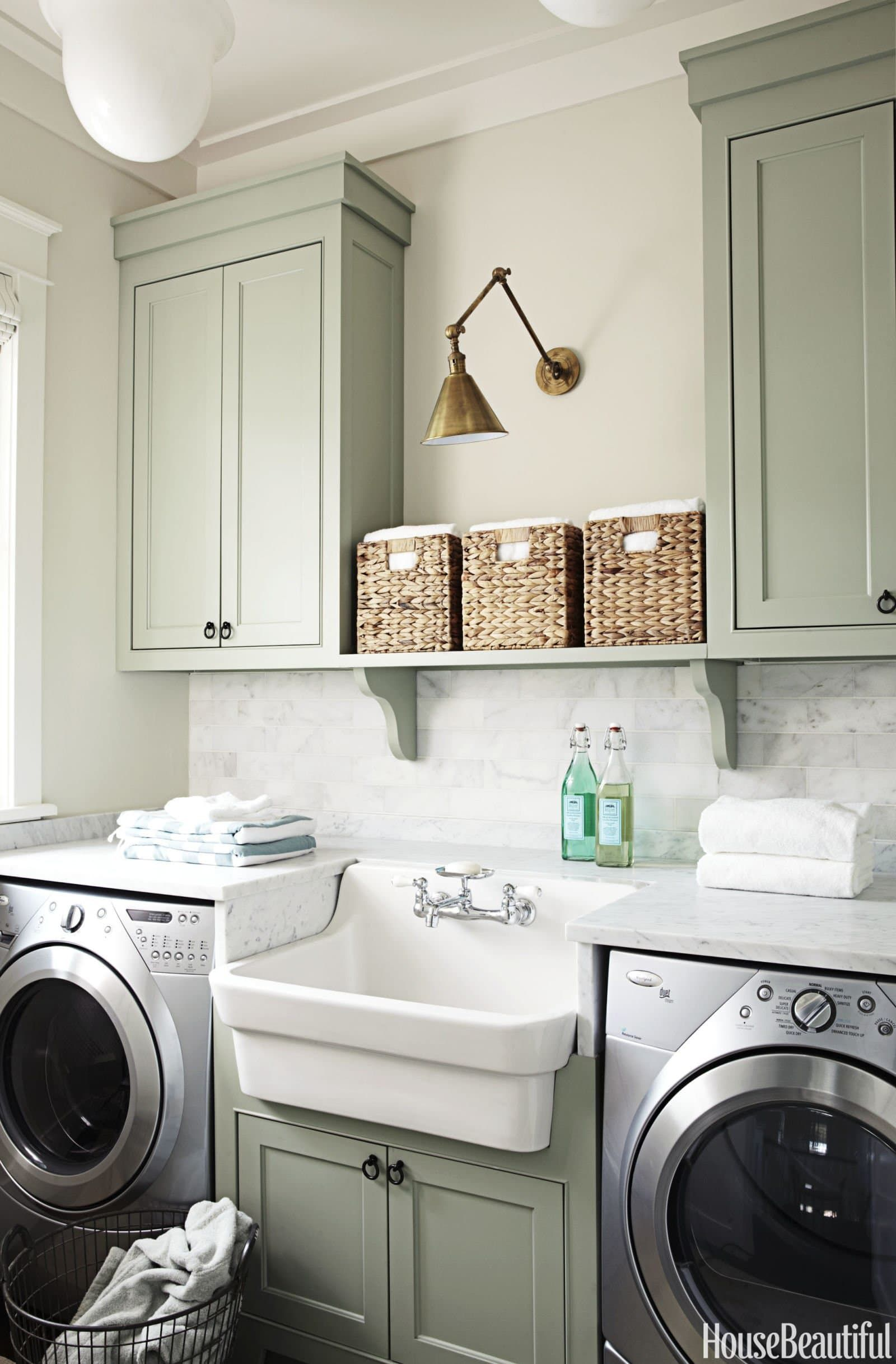 The World s Most Beautiful Laundry Rooms