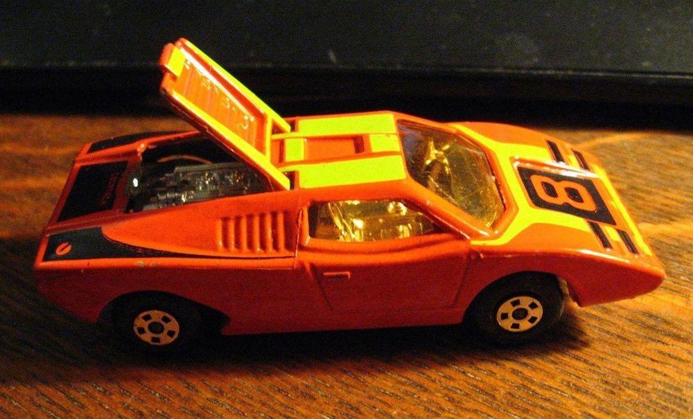 Matchbox Vintage Countach Car 1973 Lesney
