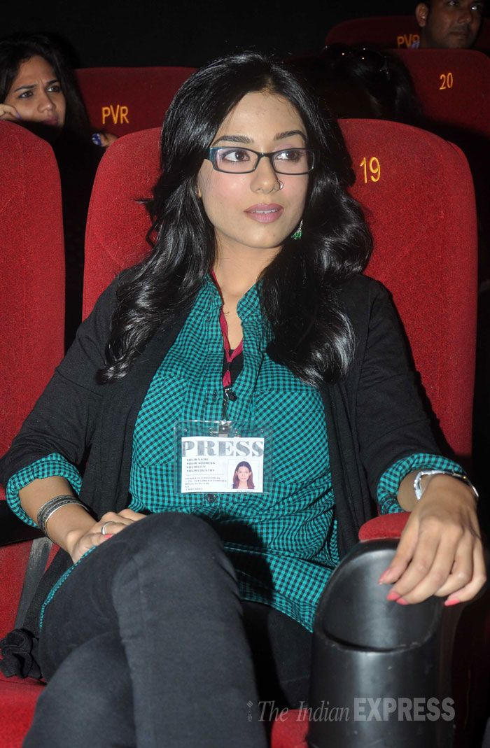 Amrita Rao at the music launch of Singh Saab The Great #Bollywood #Fashion #Style #Beauty