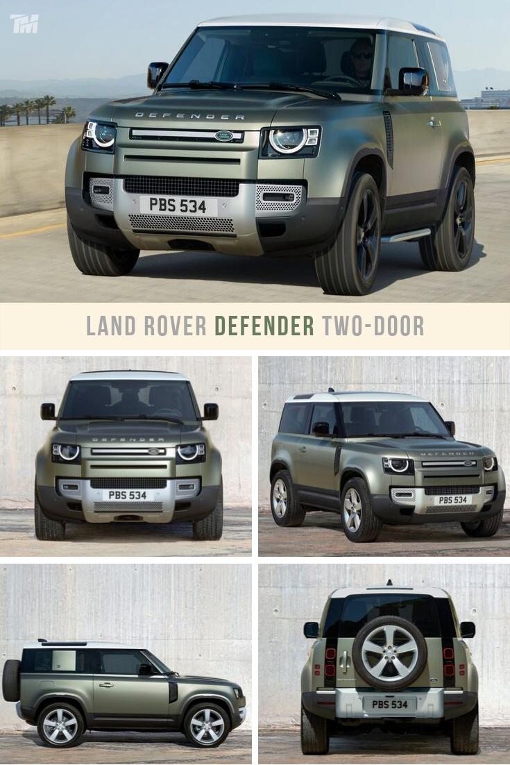New 2020 Land Rover Defender 90 Two Door Off Road Suv Green Land Rover Defender Land Rover New Land Rover Defender