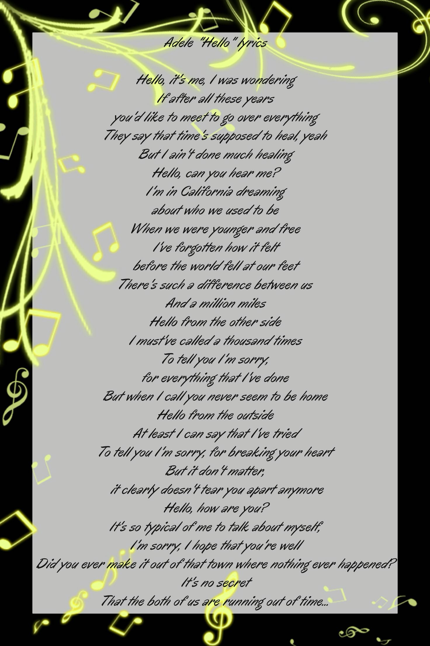 Lyrics By 28 Images Lyrics To By Abba Toxic Lyrics 28
