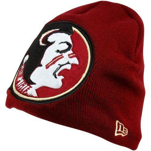 New Era Florida State Seminoles (FSU) Preschool Mascot Knit Beanie - Garnet New  Era.  15.95 4e543ce74d70