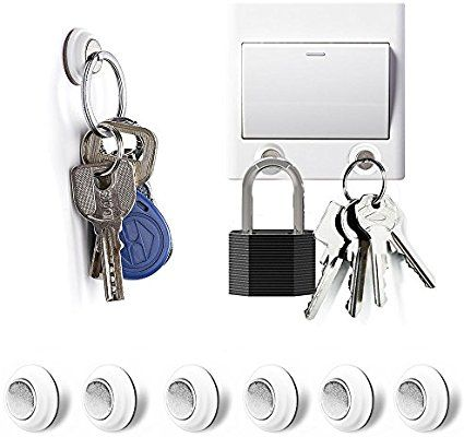 34 Inexpensive Luxuries You Should 100% Treat Yourself To | Magnetic Key  Holder, Key Rack And Wall Mount