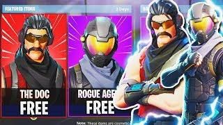Secret New Skins In Fortnite New Fortnite Update Heavy Shotgun