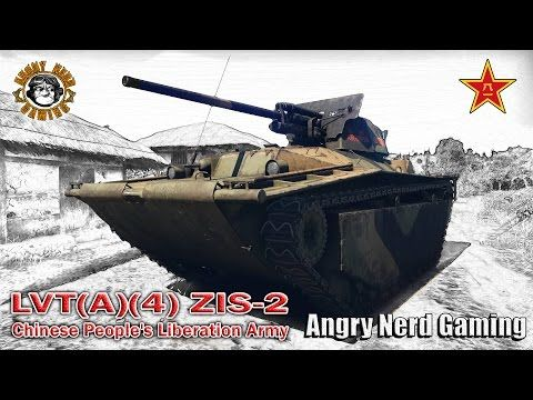 lvt a 4 war thunder