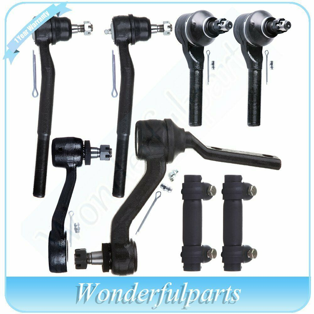 Classic Car Steering Parts For Dodge Chrysler Pitman Arm Front Tie Rods Joints