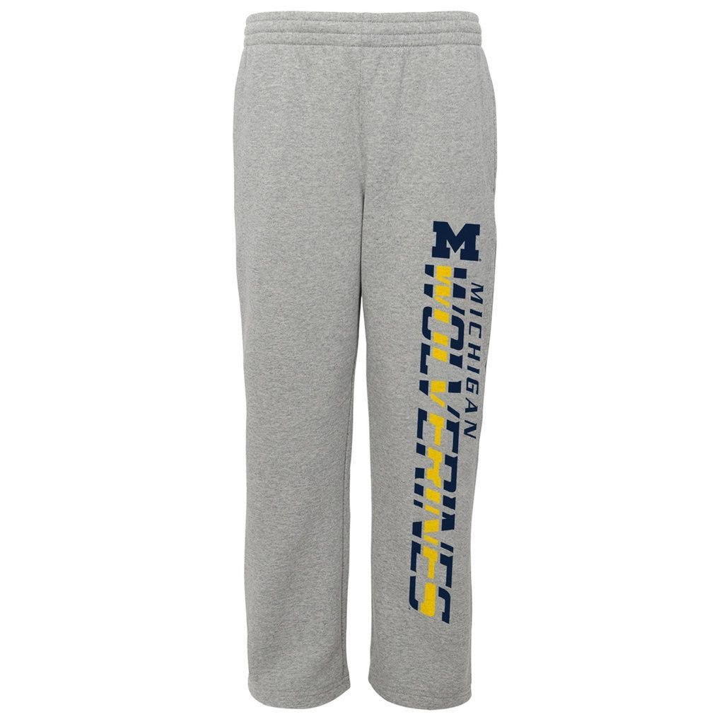 96d911b3a6 Boys 8-20 Michigan Wolverines Fleece Lounge Pants | Products ...