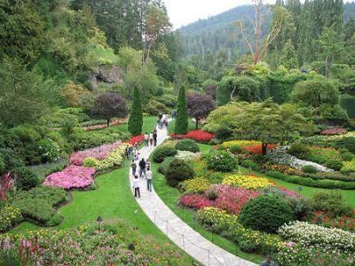Victoria City Tour & Butchart Gardens Visit