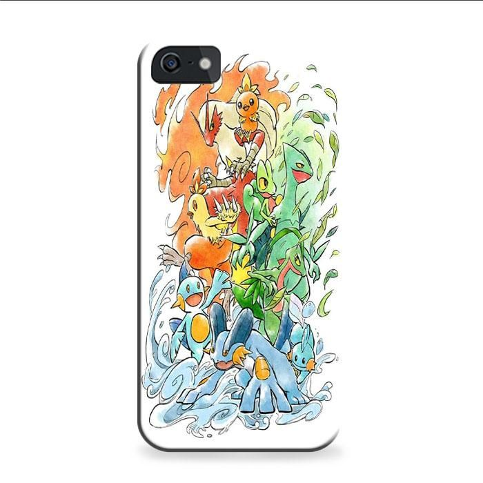 Pokemon Collage iPhone 6 Plus | 6S Plus 3D Case