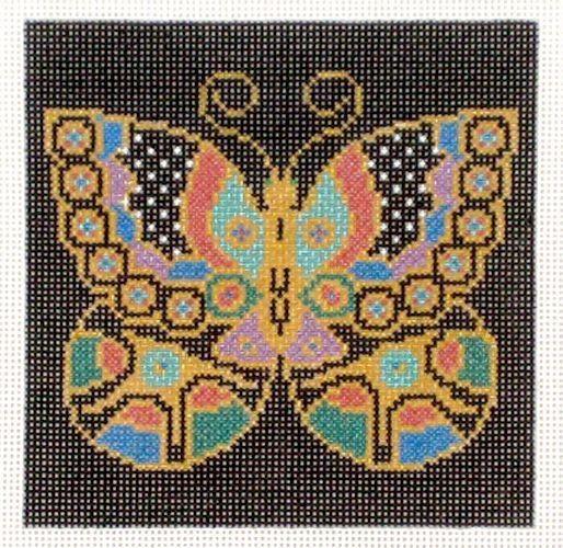 Oriental Butterfly I