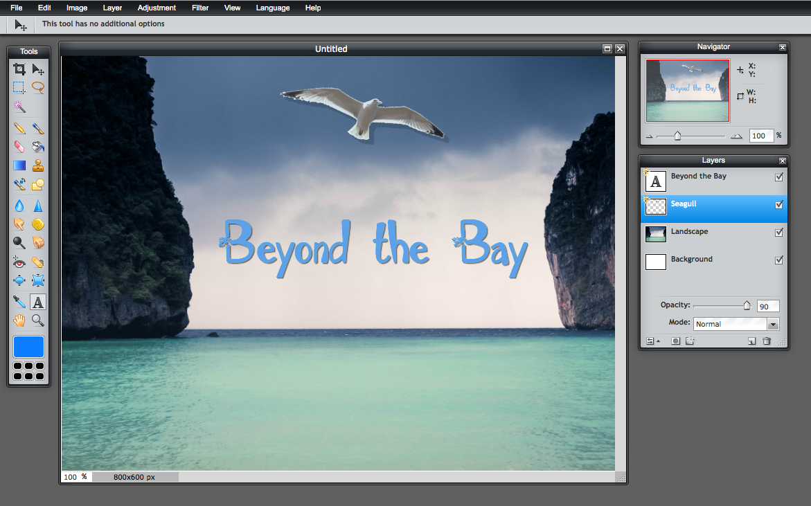 The Basics Of Working With Layers In Pixlr Editor Pixlr Pixlr