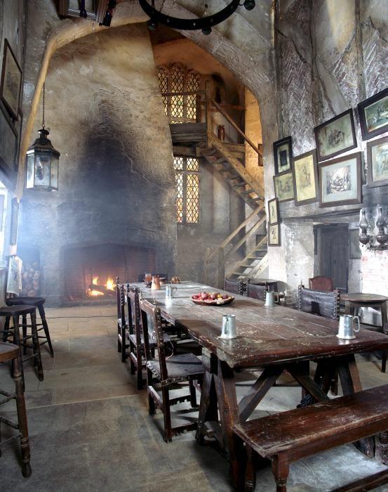 Castle Interior Design Set harry potter and the prisoner of azkaban  the leaky cauldron set