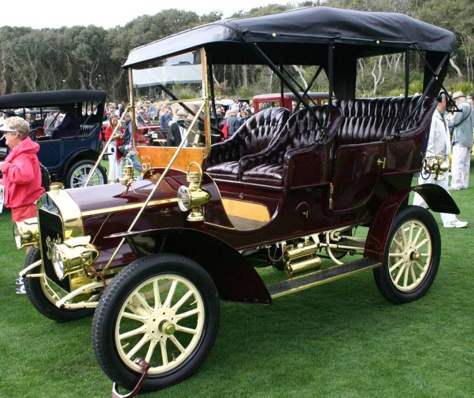 1906 Buick Model F Touring Car | Veteran Cars 1900 - 1935 ...