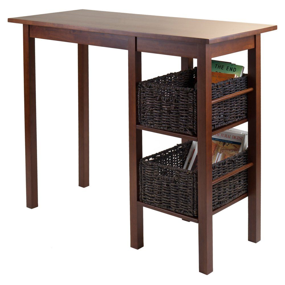 Apartments In Reno Oh: Winsome Trading Egan 3 Piece Counter Height Dining Table
