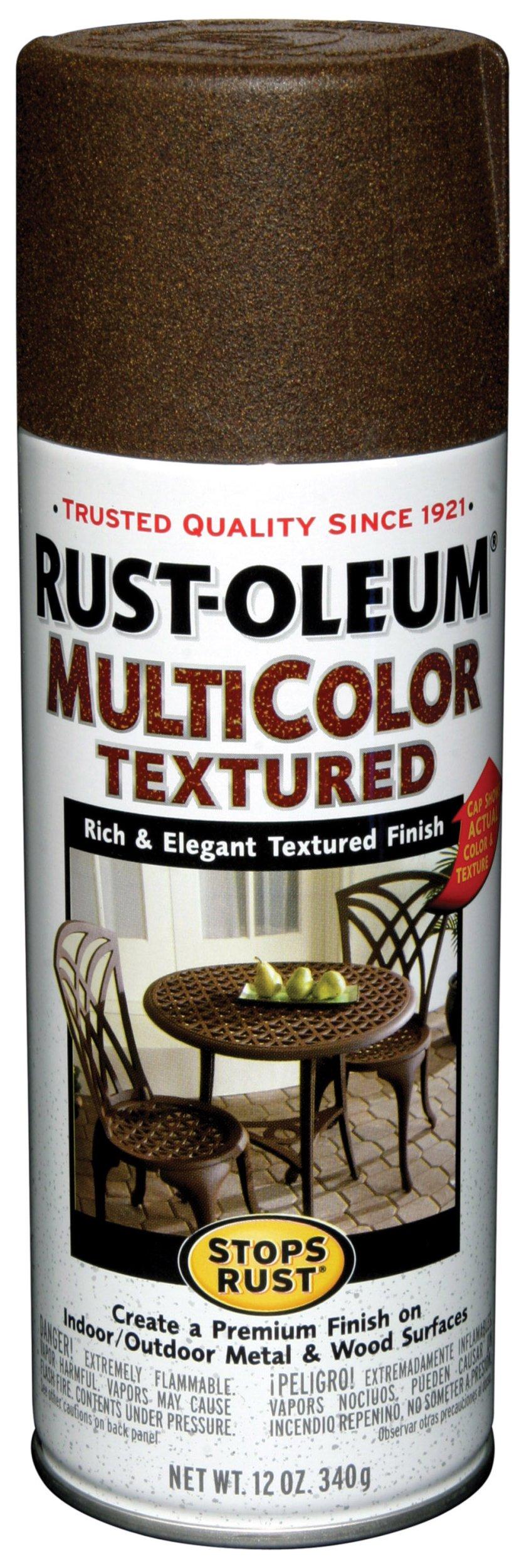 AmazonSmile Rust Oleum 223523 Multi Color Textured Spray Autumn