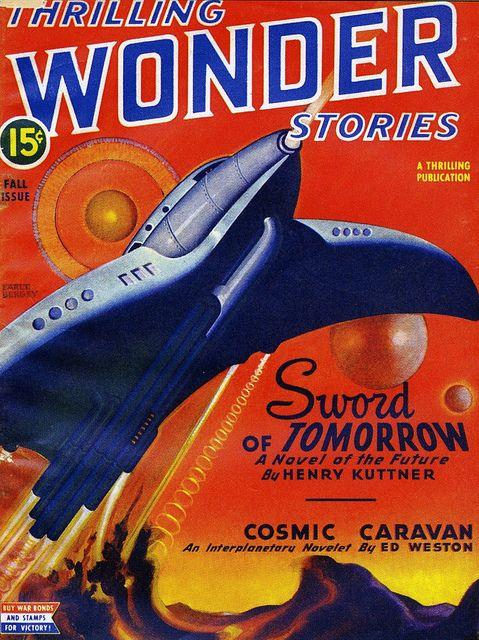 Thrilling wonder stories - from a fantastic set on Flickr.