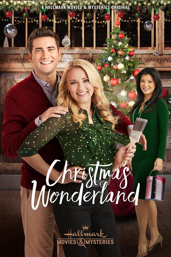 Christmas Wonderland (2018) in 2020 Hallmark christmas