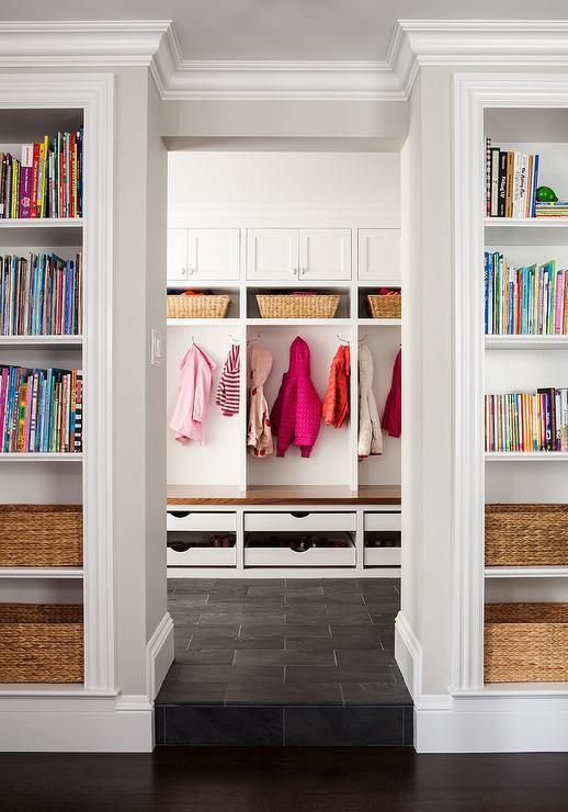 Mudroom With Pull Out Shoe Drawers Transitional Laundry Room Shoe Drawer Mudroom Home
