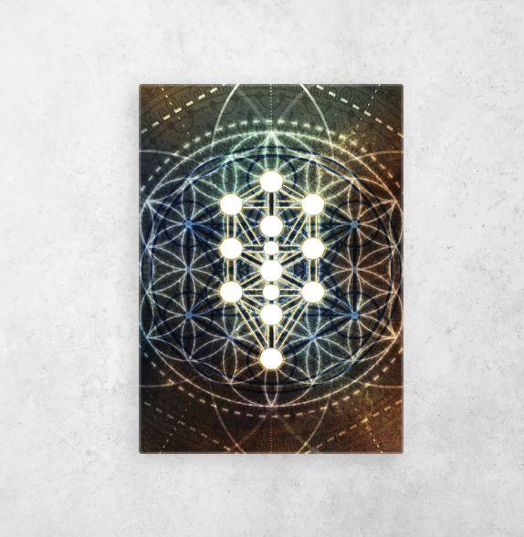 Abstract, spiritual, Cosmis prints
