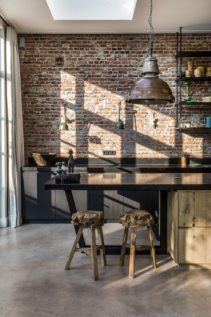 1001 id es d co pour am nager une cuisine style. Black Bedroom Furniture Sets. Home Design Ideas