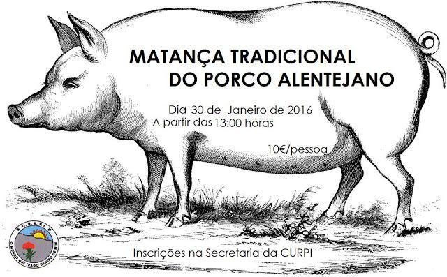 """Campomaiornews: Na CURPI """"Matança Tradicional"""" do Porco Alentejano..."""