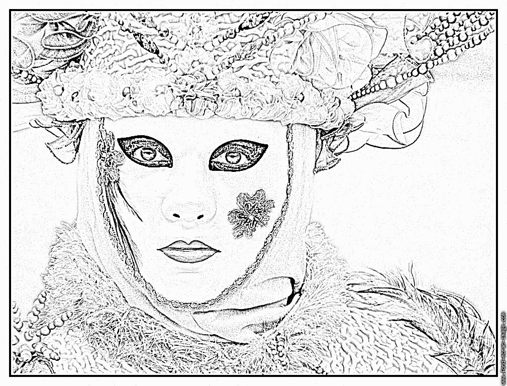 Coloriage venise yahoo image search results italien venedig coloriage coloriage - Dessin carnaval ...