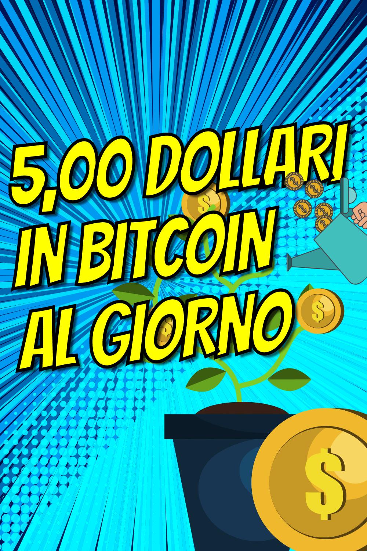 rubinetto bitcoin gratis
