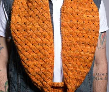 C'mon get happy: A knit cowl for everyone | Knitting, Knit ...