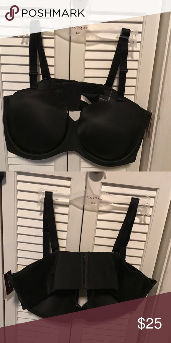 Multi Way Strapless Bra Size 44D.  NWT.  From Lane Bryant. Cacique Other