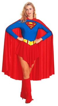 Anime Costumes Delicious Supergirl Kara Zor-el Danvers Halloween Adult Costume Suit Dress Outfit Halloween Carnival Adult Women Cosplay Full Sets Reliable Performance Women's Costumes