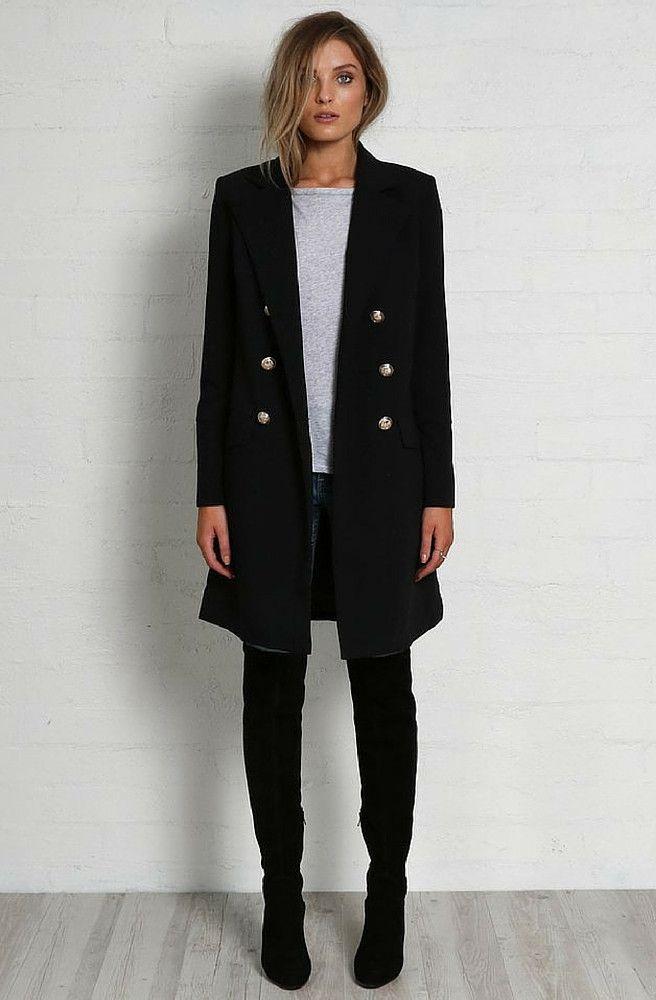 Madison Square - Claudia Coat