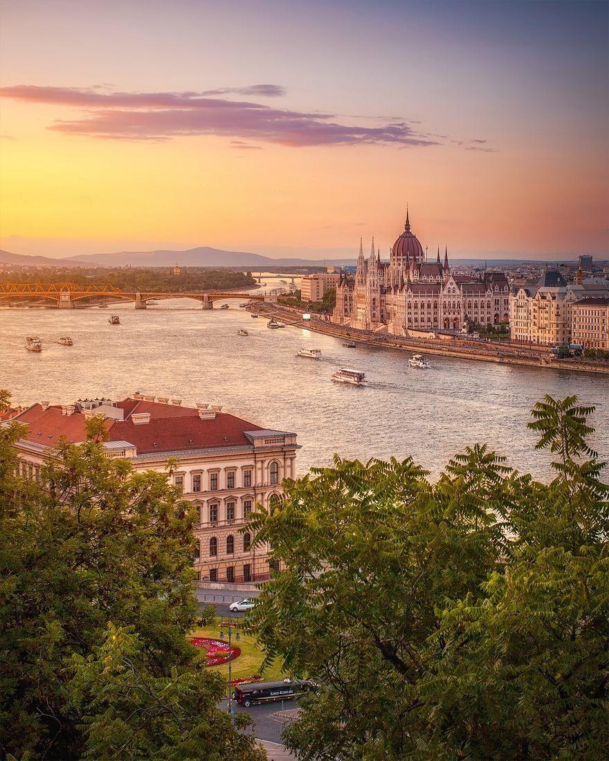 Rio Danubio Hungary Travel Travel Budapest Hungary