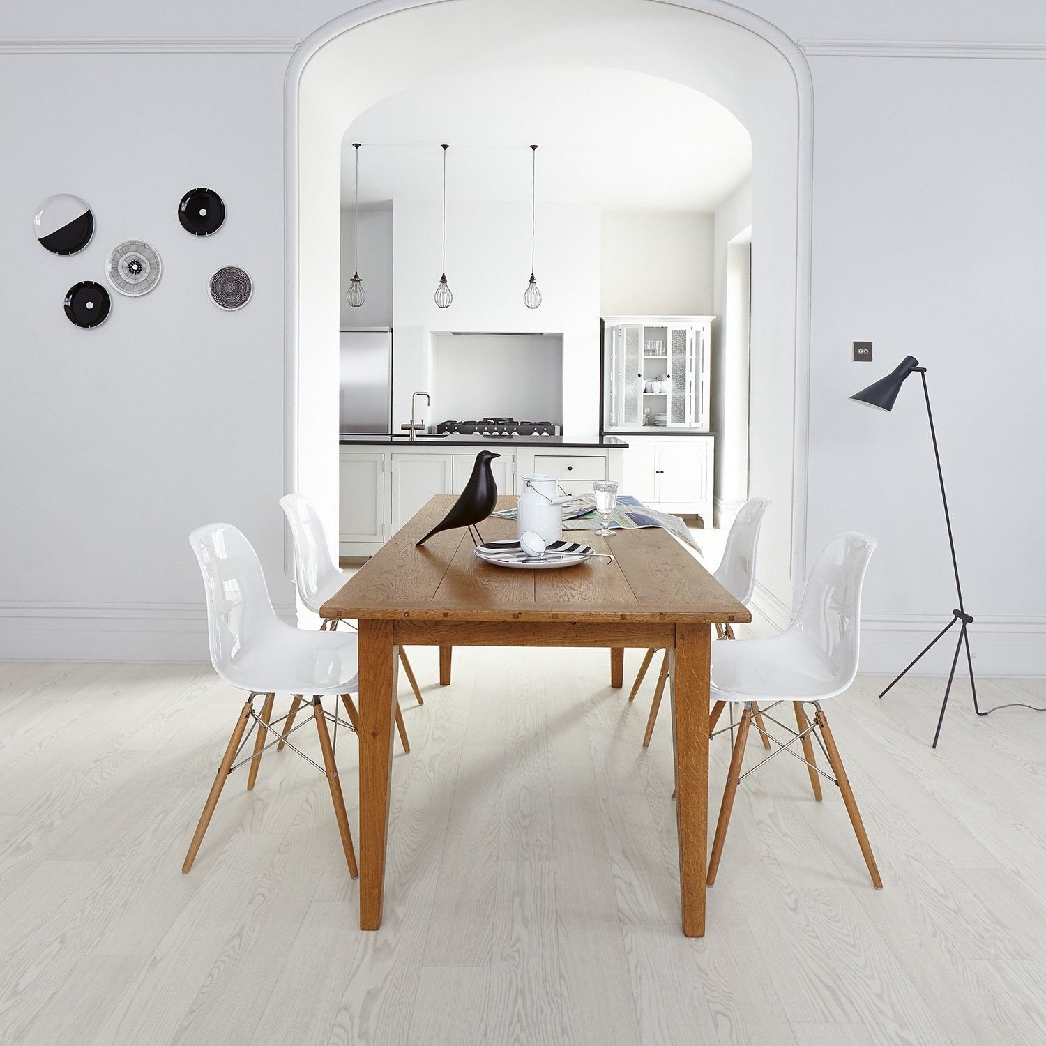 Rhino champion heritage bianchi white wood effect vinyl flooring top flooring trends for including chic vinyl and striped carpet think bright chic and stylish click through to read more jameslax Choice Image