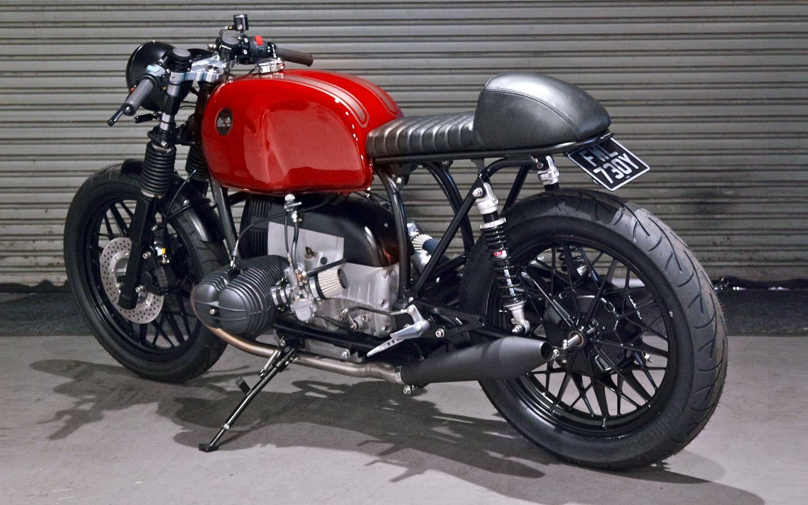 bmw r100 cafe racer ''beta''kevils speed shop