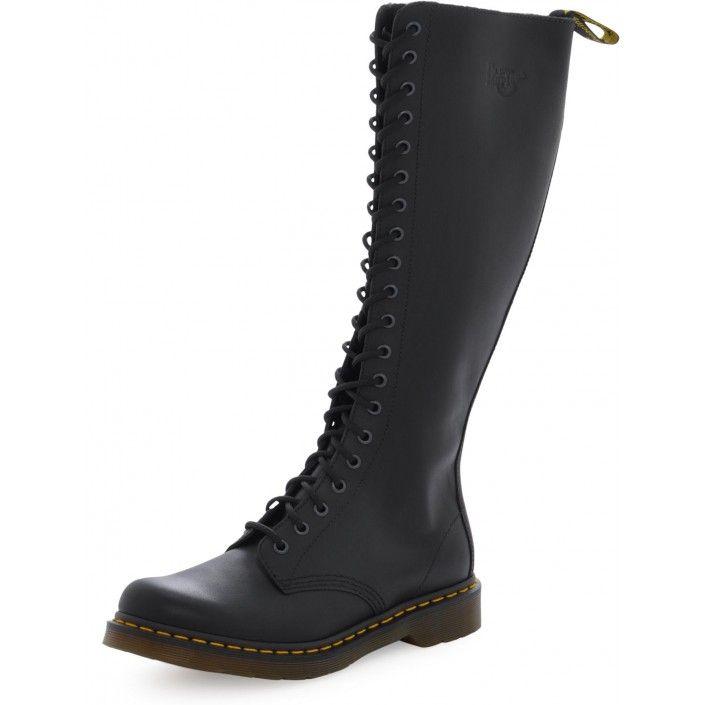 Dr Martens 1B60 Black Illusion | Boots, Stövel, Dr. martens