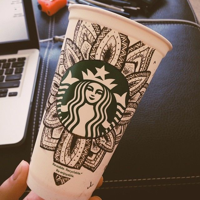 Art by codypulliam. #WhiteCupContest