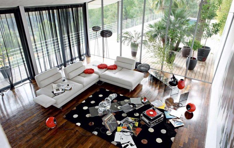 Canapés, sofas et divans modernes Roche Bobois | Divan sofa and Salons