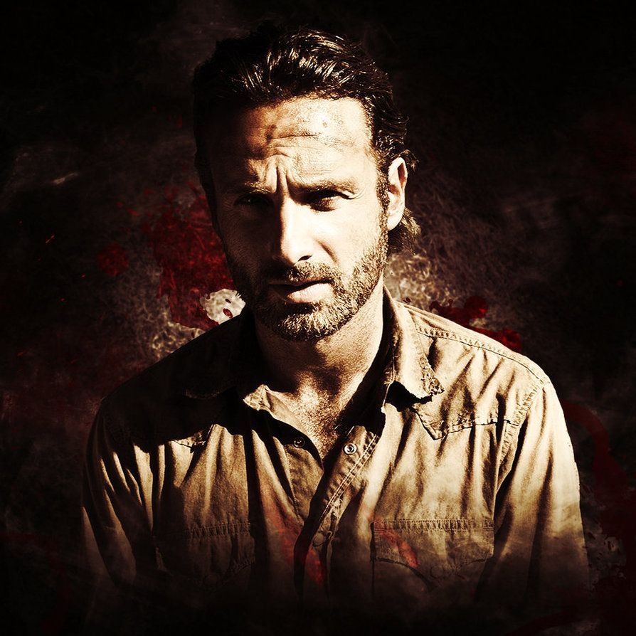 Rick Grimes Season 7 Wallpapers Full Hd Is 4k Wallpaper