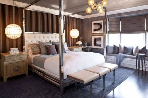 Decorate With Purple And Gray | Decorating A Silver Bedroom: Ideas U0026  Inspiration Nice Design