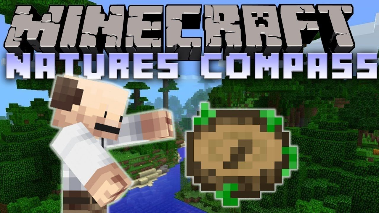 Nature S Compass Mod 1 12 2 1 11 2 Download Biomes Mincraft