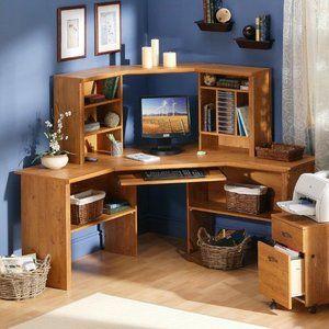 prairie corner computer desk for the home in 2019 bedroom desk rh pinterest com