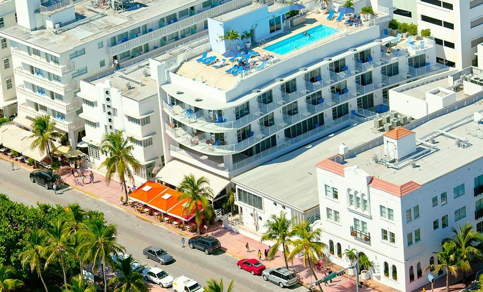 Congress Hotel South Beach Miami