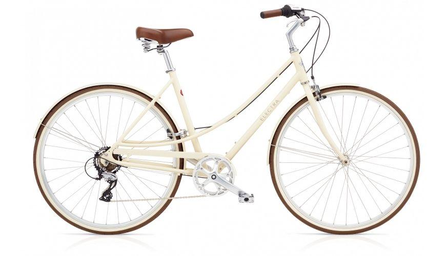 Electra Loft 7d Bicicleta De Paseo Mujer Beige Moto Electrica Bicicletas Urbanas Mujer Bicicletas De Paseo Mujer